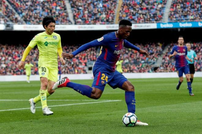 Barcelona - Getafe: Messi và Coutinho đọ tài, ván bài tất tay