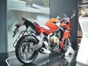 Thế giới xe - 2018 Honda CBR650F lộ diện, đe nẹt Kawasaki Ninja 650