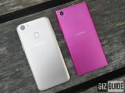 Thời trang Hi-tech - Tầm giá 6 triệu đồng, chọn Oppo F5 Youth Sony Xperia XA1 Plus chơi Tết?