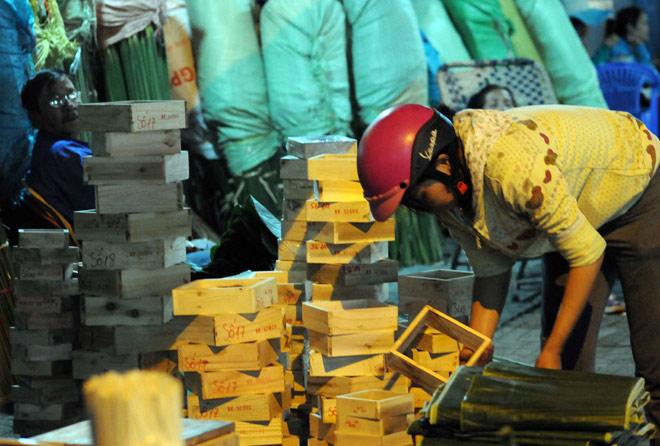 Chợ hoạt động cả ngày lẫn đêm, chỉ có vào dịp Tết ở Sài Gòn - 6
