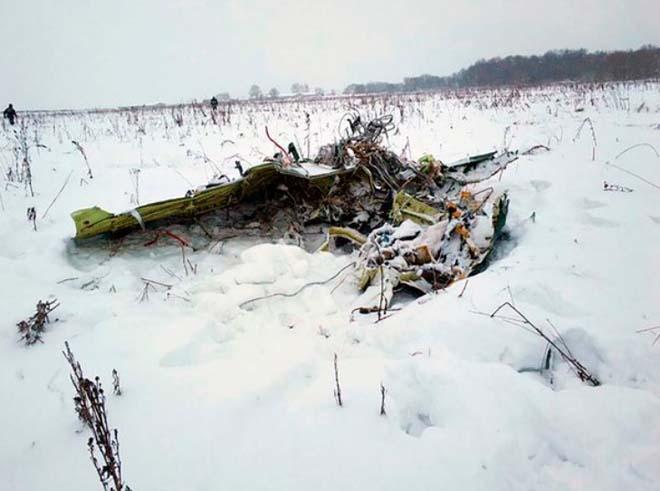 Khoảnh khắc máy bay Nga chở 71 người nổ tung trên bầu trời - 2