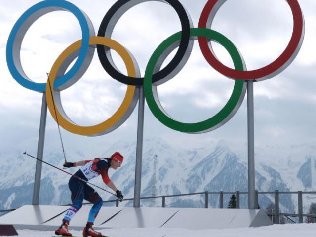 """Robot trượt tuyết tại Olympic: Con người vẫn là """"vô đối"""" 1"""
