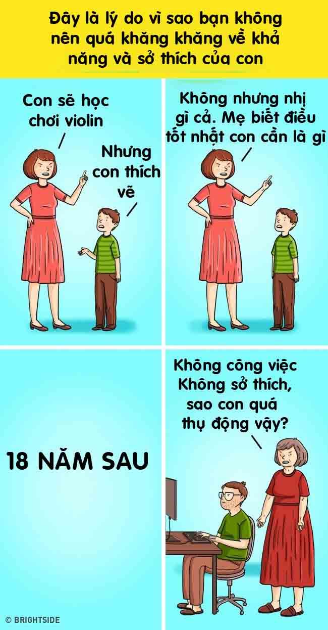 Những sai lầm cha mẹ nào cũng mắc phải khi nuôi dạy con - 10