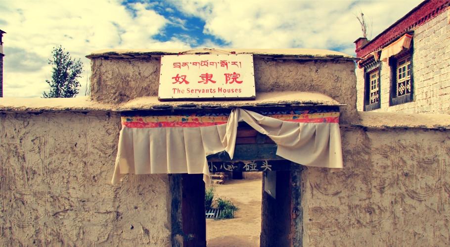 Ngắm biệt thự xa xỉ của quý tộc giàu nhất Tây Tạng - 11