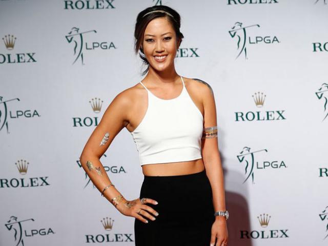 Golf 24/7: Golf thủ đẹp nhất thế giới đọ quyến rũ dàn thiên thần nội y 4