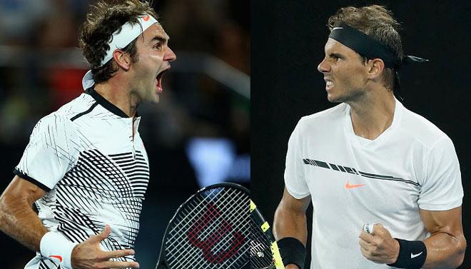 Bảng xếp hạng tennis 12/2: Federer tiến 1 bước lấy số 1, Nadal bất lực 1