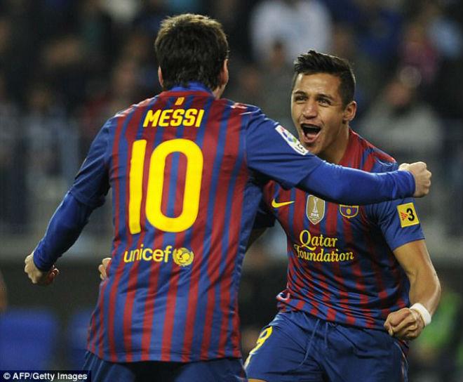 Barca tái đấu Chelsea: Messi thiên tài vẫn phải khóc rưng rức 2