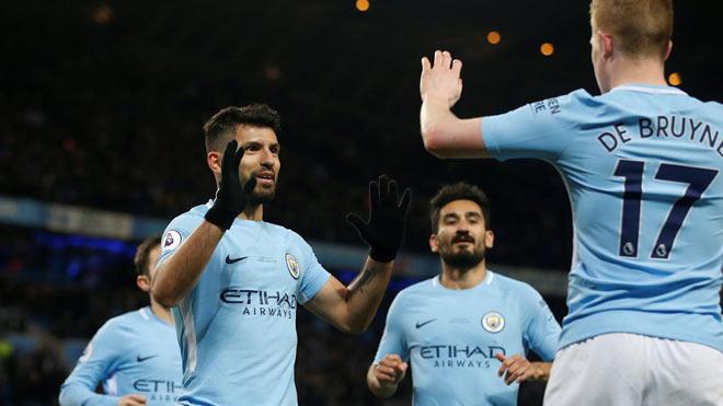 Man City có thể vô địch sớm… 2 tháng, vượt siêu kỷ lục MU 1