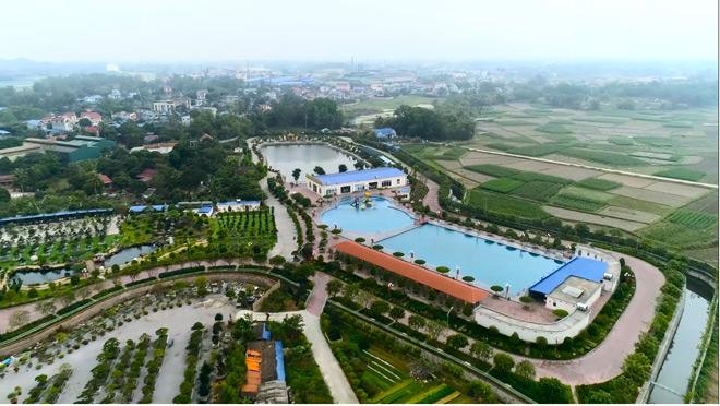 Thành phố Sông Công – Thành phố trẻ đầy tiềm năng - 1