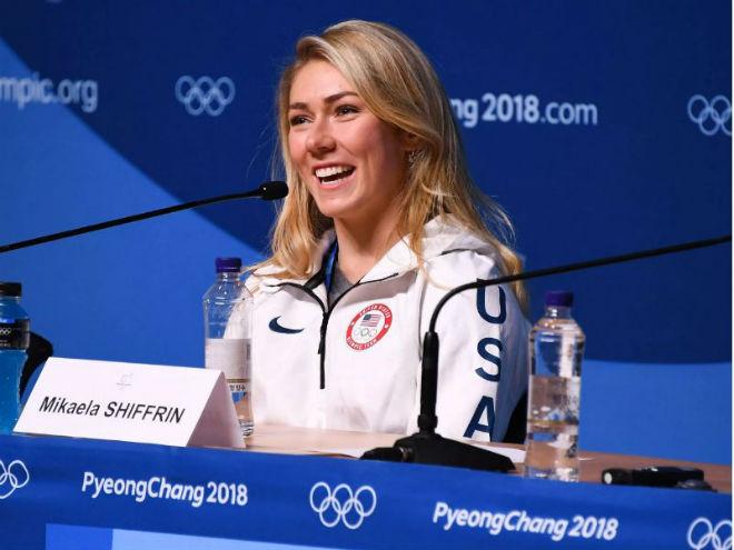 """Tin nóng Olympic mùa đông 12/2: """"Công chúa tuyết"""" nước Mỹ mơ gặt 5 HCV"""