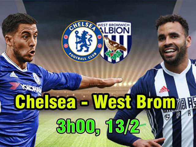 Chi tiết Chelsea - West Brom: Nỗ lực trong vô vọng (KT) 23
