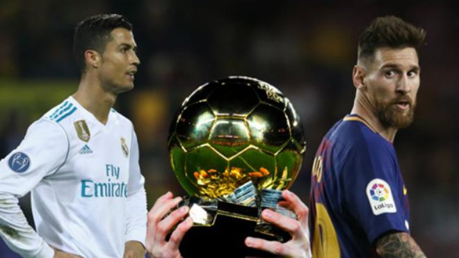 Đua Bóng Vàng 2018: De Bruyne sẽ phá thế song mã Ronaldo – Messi 2