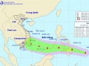 Tin tức trong ngày - Bão Sanba giật cấp 10, tăng tốc hướng vào Biển Đông