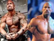 Làm đẹp - Choáng với chế độ tập cực nặng để có cơ bắp khủng của The Rock