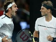 Thể thao - Bảng xếp hạng tennis 12/2: Federer tiến 1 bước lấy số 1, Nadal bất lực