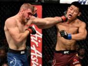 """Thể thao - UFC: """"Đánh bẩn"""" vẫn thua, võ sỹ Trung Quốc còn được thưởng đống tiền"""