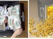 An ninh Xã hội - Trộm mở két sắt lấy 200 ngàn USD, bỏ lại cả đống nữ trang
