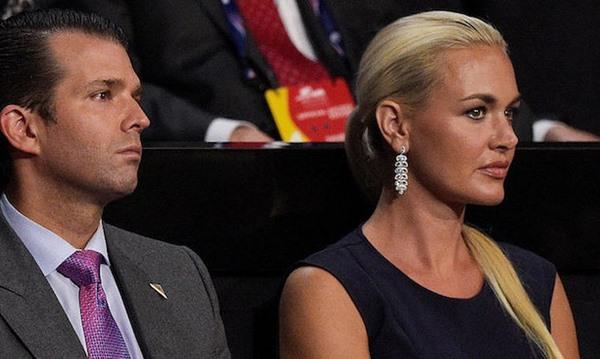 Con dâu ông Trump nhập viện sau khi mở thư có bột lạ màu trắng - 3