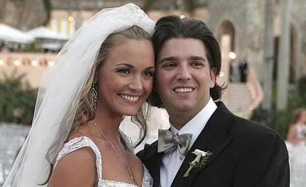 Con dâu ông Trump nhập viện sau khi mở thư có bột lạ màu trắng - 2