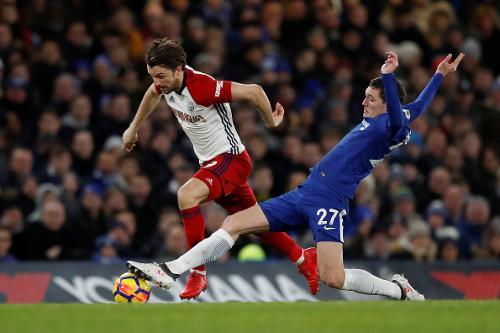 Chi tiết Chelsea - West Brom: Nỗ lực trong vô vọng (KT) 20