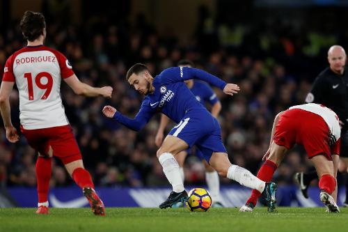 Chi tiết Chelsea - West Brom: Nỗ lực trong vô vọng (KT) 22