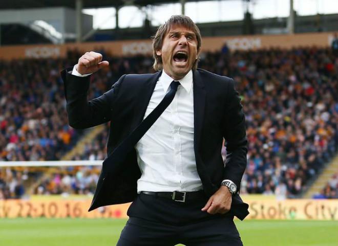 Chelsea trở lại top 4: Conte không khen ngôi sao, tri ân các fan - 1