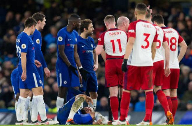 Giroud hóa chiến binh ở Chelsea: Ngon hơn Morata 75 triệu bảng 9
