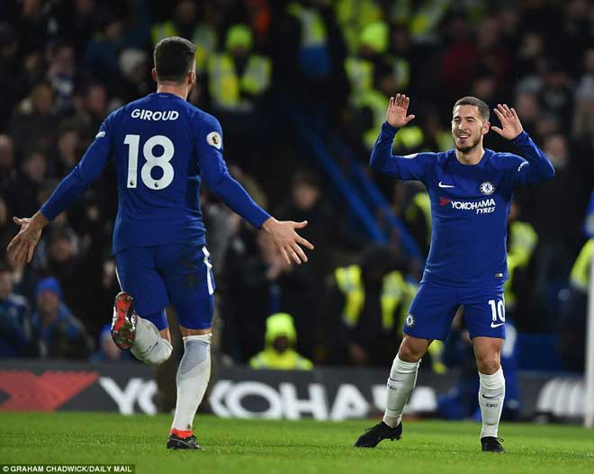 Giroud hóa chiến binh ở Chelsea: Ngon hơn Morata 75 triệu bảng 3