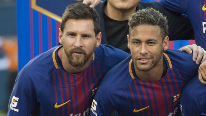 Messi châm ngòi cuộc chiến Real - PSG: Ronaldo đua sao nổi Neymar 1