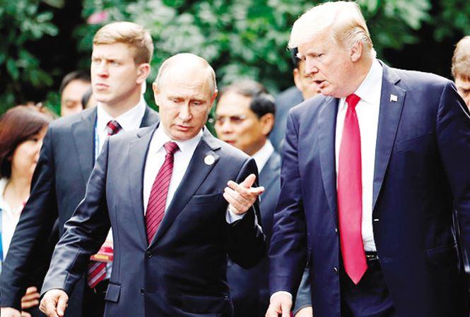 Putin – Trump và những quyết định dậy sóng - 1