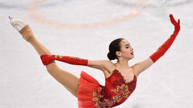 """""""Nữ thần"""" sắc đẹp 15 tuổi giật HCB, làm """"điêu đứng"""" Olympic mùa đông 2018 1"""