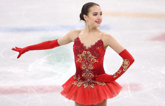 """""""Nữ thần"""" sắc đẹp 15 tuổi giật HCB, làm """"điêu đứng"""" Olympic mùa đông 2018 4"""