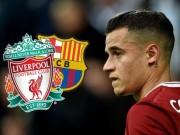 Bóng đá - Tin HOT bóng đá tối 13/2: Coutinho sẽ trở lại Liverpool 4 tháng nữa