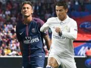 Bóng đá - Đấu PSG ở Cúp C1, Real ra đòn độc: Gạ mua Neymar 500 triệu euro
