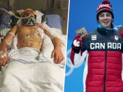 Thể thao - Tin nóng Olympic mùa đông ngày 13/2: VĐV từng gãy xương, suy phổi giành HCĐ