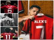 """Bóng đá - """"Bom tấn"""" Sanchez phá kỷ lục bán áo: Phủ bóng ngoại hạng Anh, Pogba cúi đầu"""
