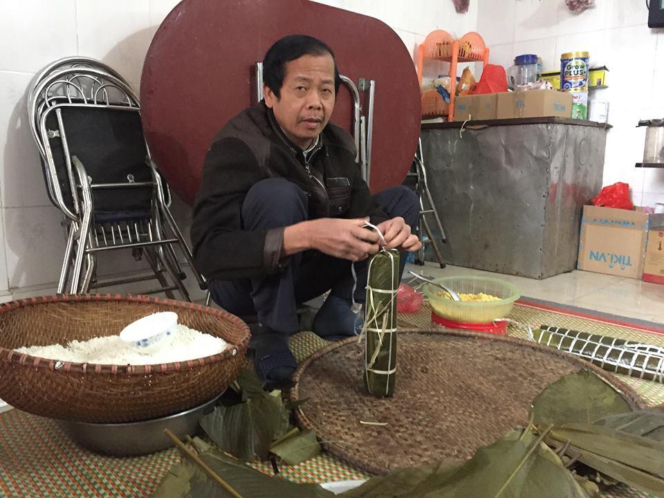 Dân làng Quan Độ phủ bạt lên nóc nhà đón Tết sau vụ nổ rung chuyển Bắc Ninh - 5