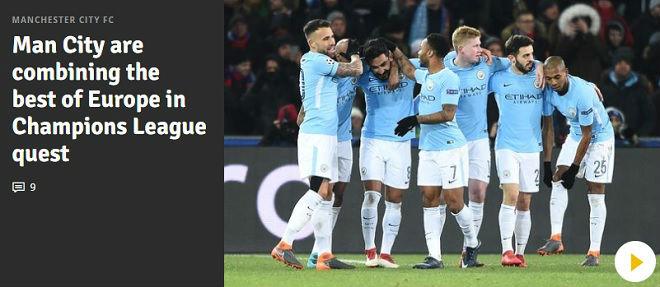 Man City, Tottenham rực rỡ: Báo chí Anh nổ vang, khen hay nhất châu Âu 2