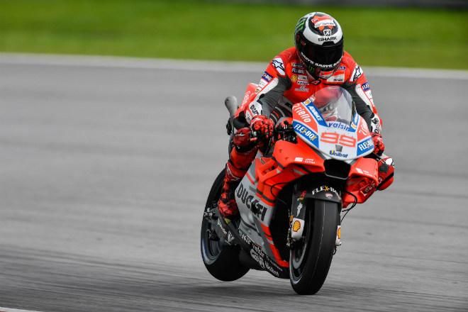"""MotoGP, đợt test Malaysia: Các """"ông lớn"""" chia sẻ ngôi đầu, Lorenzo tạo cột mốc mới 4"""
