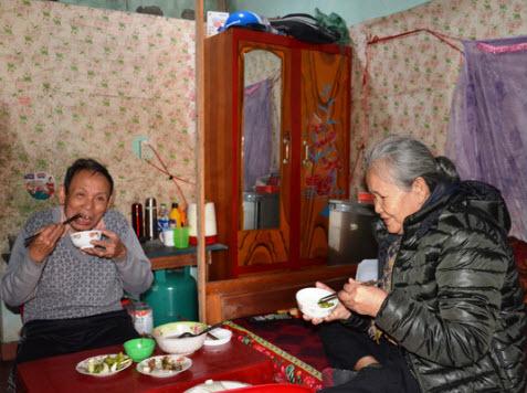 """Quặn lòng xóm """"Lương Sơn Bạc"""" ngày giáp Tết - 4"""