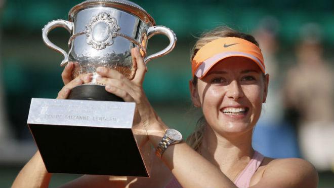 Tin thể thao HOT 14/2: Sharapova vẫn khao khát Grand Slam 1