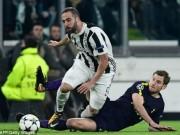 Bóng đá - Juventus - Tottenham: Phủ đầu như mơ, bước ngoặt 2 quả 11m