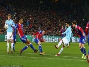Bóng đá - Basel - Man City: Sức mạnh khủng khiếp, đại công cáo thành
