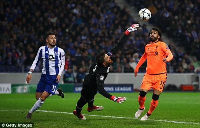 Porto - Liverpool: Tam tấu chói sáng, 5 bàn choáng váng