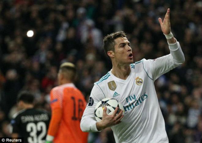 Real Madrid - PSG: Vượt khó nhờ Ronaldo, những phút cuối rực rỡ - 2