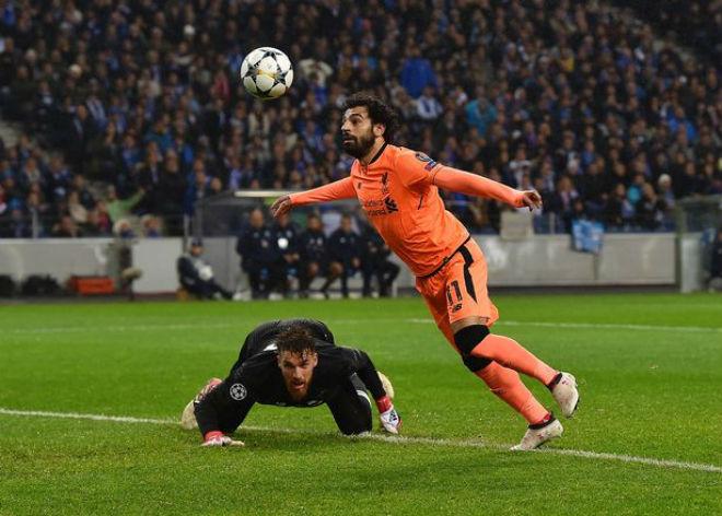 Liverpool hủy diệt Porto 5 bàn: Gerrard thơm lây, Salah hay hơn Messi 1