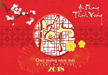 Lời chúc mừng năm mới 2018 hay và ý nghĩa nhất
