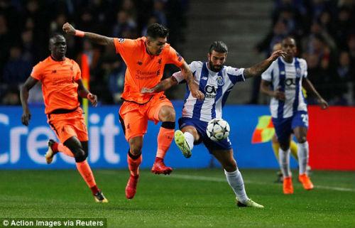 Chi tiết Porto - Liverpool: Cơn ác mộng kết thúc (KT) 22