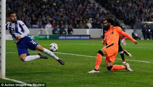 Chi tiết Porto - Liverpool: Cơn ác mộng kết thúc (KT) 21