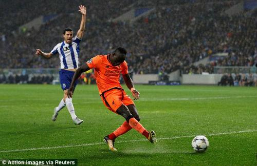 Chi tiết Porto - Liverpool: Cơn ác mộng kết thúc (KT) 23